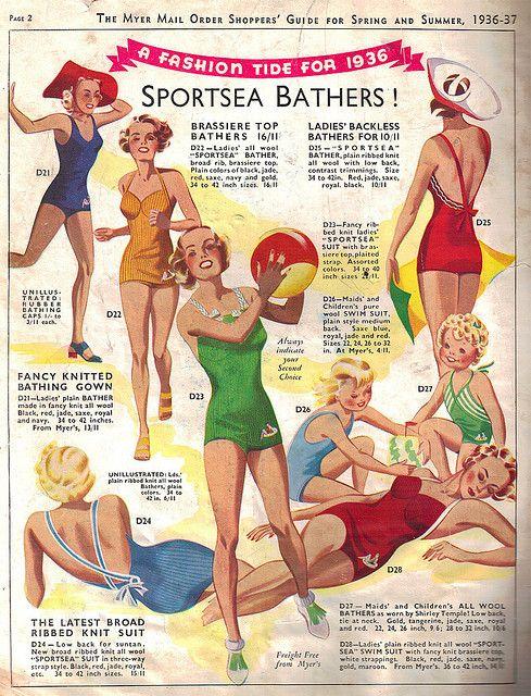 MYER Spring & Summer 1936-37 #4