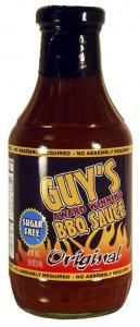 Sugar Free BBQ Sauces | Guy's Award Winning BBQ Sauce