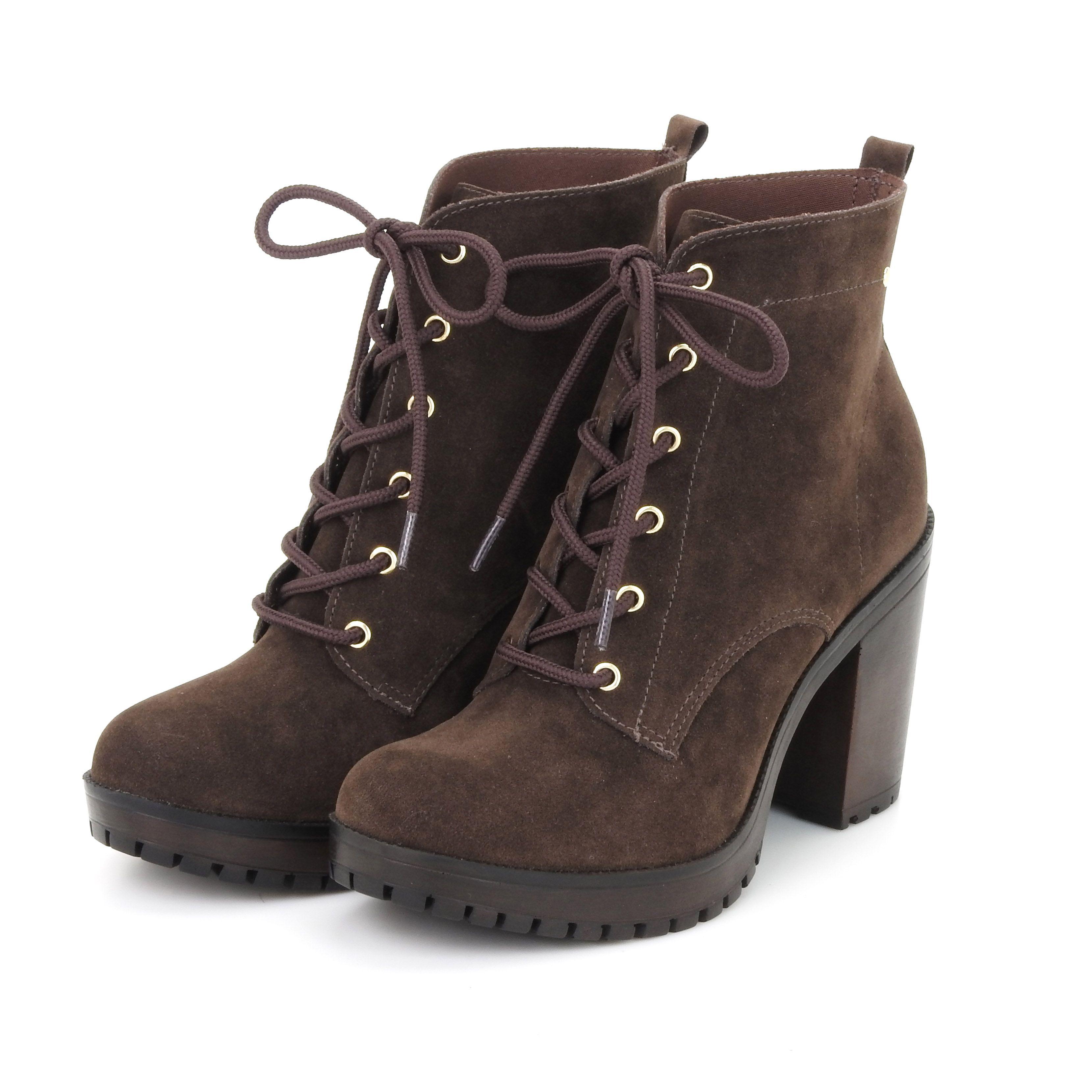 Bota Coturno Feminina Dakota Preto | Sapatos bonitos