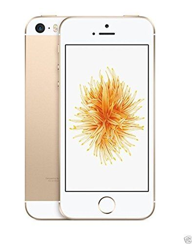 Apple iPhone SE (AT&T) LTE Smartphone - (Certified Refurbished) (16GB, Gold)