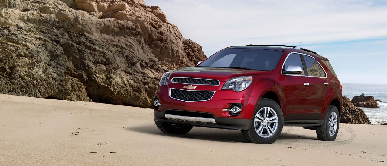 2013 Chevy Equinox Crystal Red Tintcoat Sister Pam And Husband Are