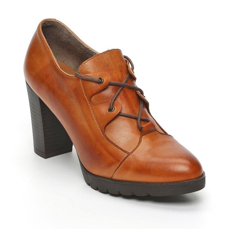 Te Traemos El Fondo De Armario Que Estabas Buscando Los Zapatos Abotinados Con Los Que Te Sentirás El Zapatos Abotinados Mujer Zapatos Oxford De Mujer Zapatos