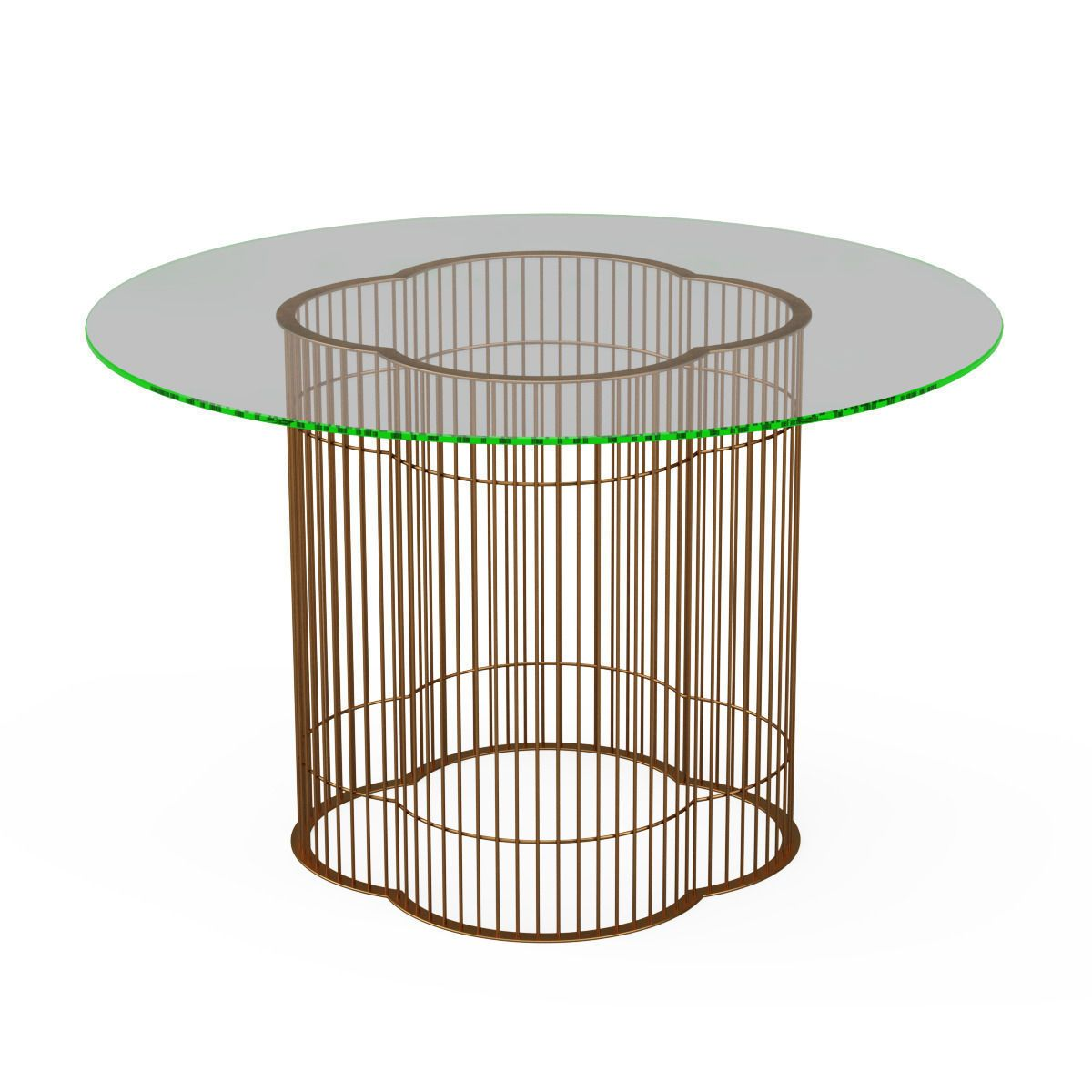 Dining table Christopher Guy | 3D model | Dining table ...