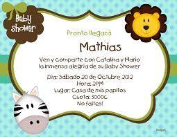 invitaciones de baby shower buhos - Buscar con Google