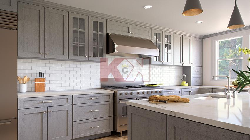 Best Nova Light Gray Kitchen Bathroom Cabinet Gallery Grey 400 x 300