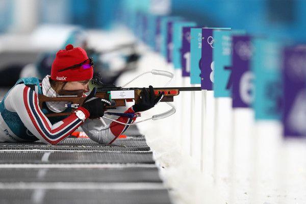 Ibu Biathlon World Cup Women S Relay Adventurers