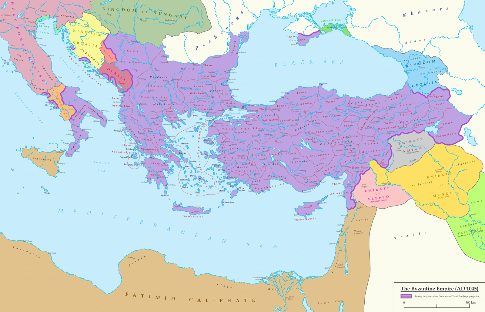 The Byzantine Empire Ad By Undevicesimus