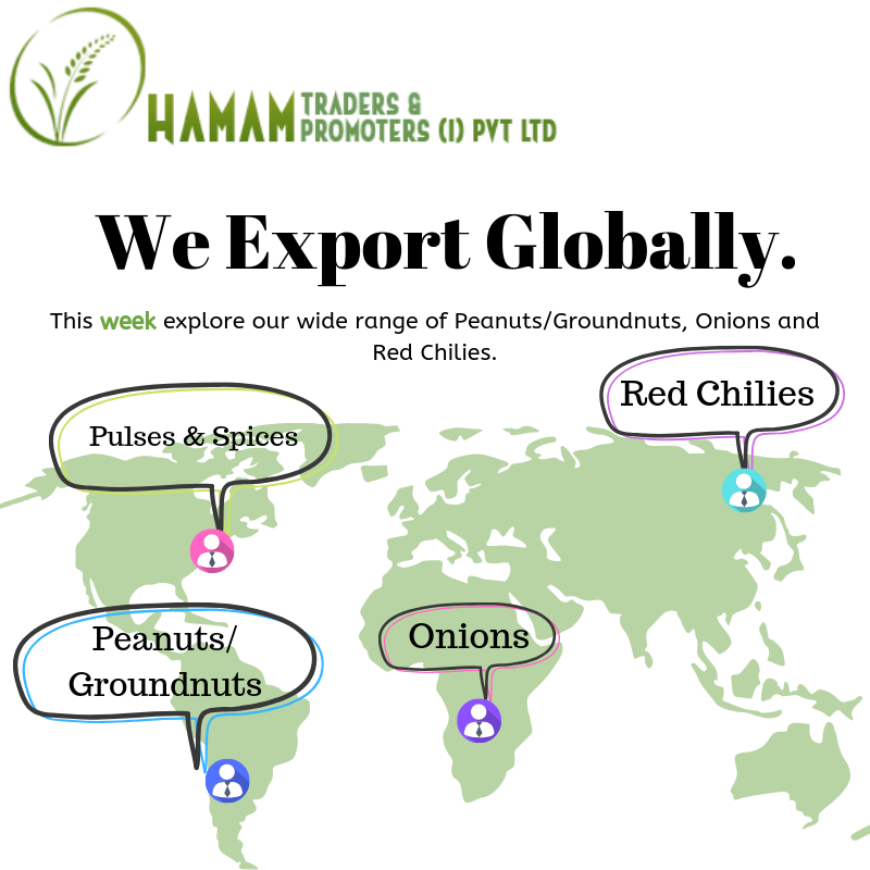 Hamam Agro Export is here to invite all the Suppliers