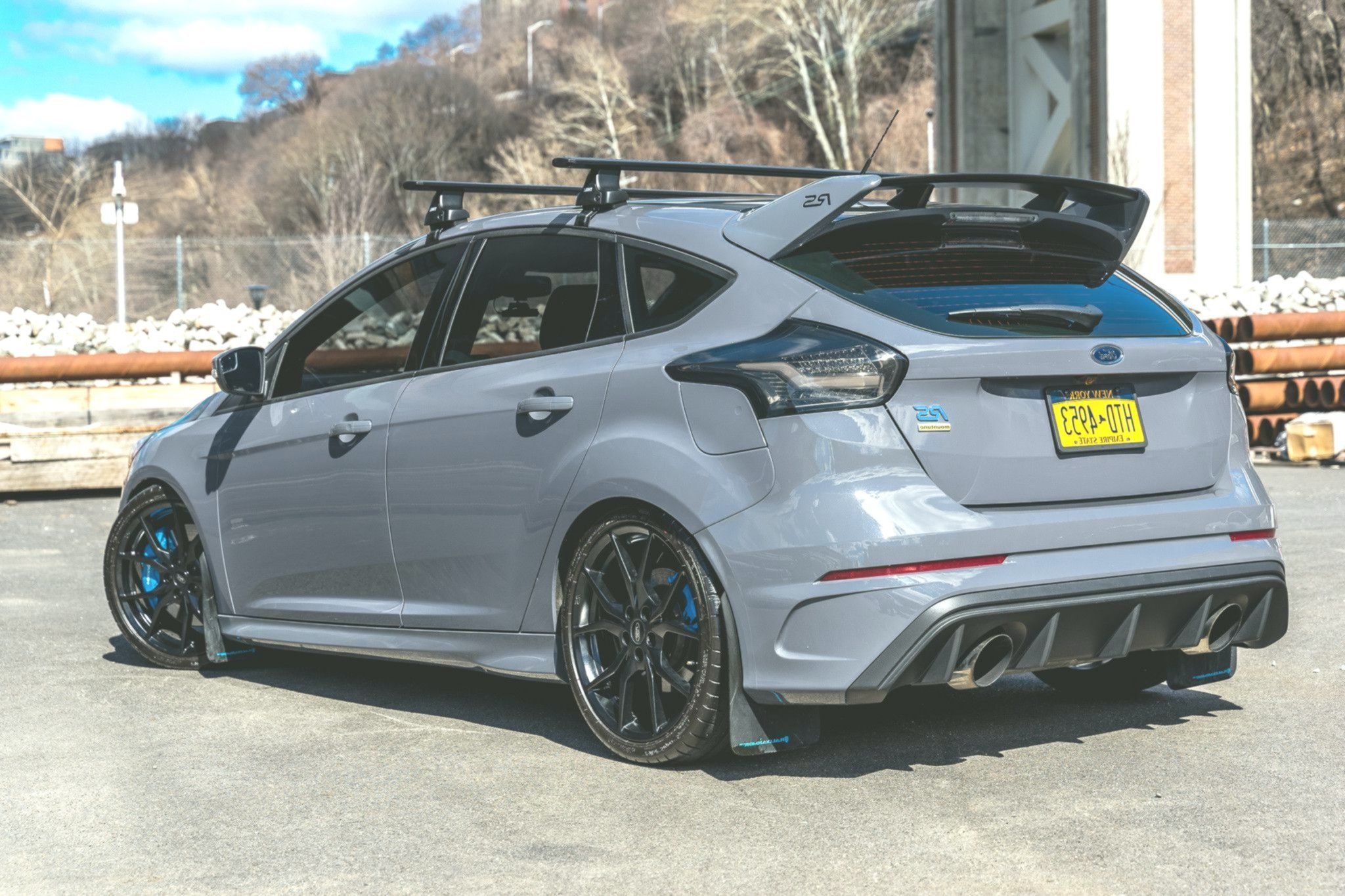 2020 Ford Focus Rs Modified Focus Modified In 2020 Ford Focus Rs Ford Focus Hatchback Ford Focus