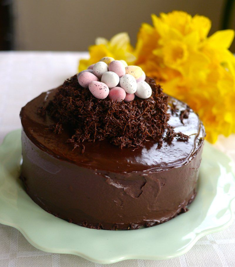 Pin by Kelly Sgroi on Birthday Cakes | Daisy cakes, Easter