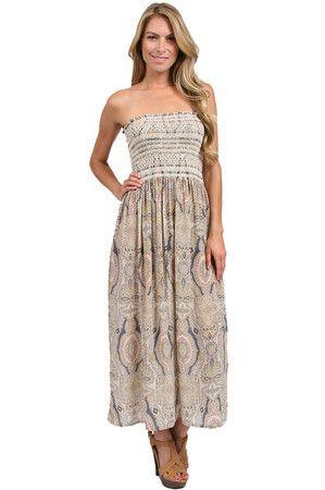 Gypsy 05 jordan silk maxi dress