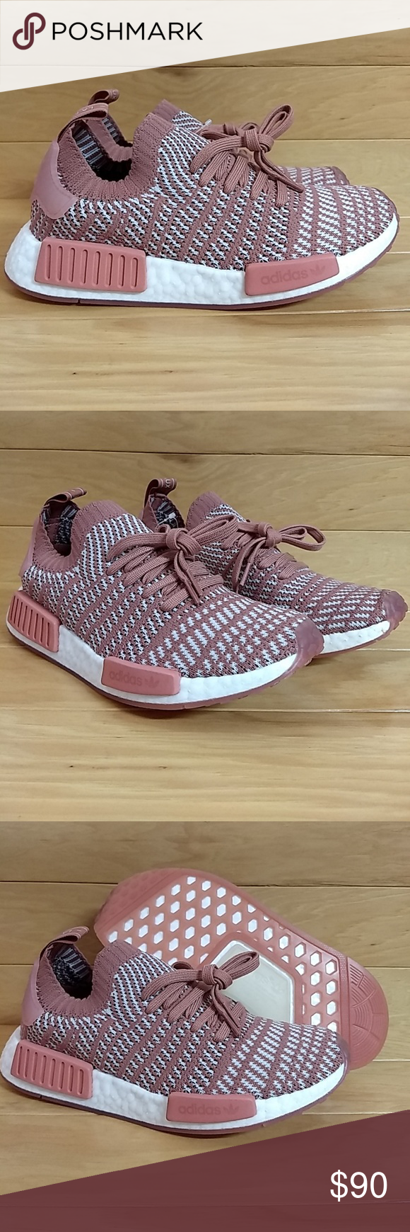 the best attitude 56e83 1ac6f Adidad NMD R1 Stlt Pk W Pink Purple White CQ2028 Brand New. With Box. Great  quality Adidas running casual sneakers at a great price.