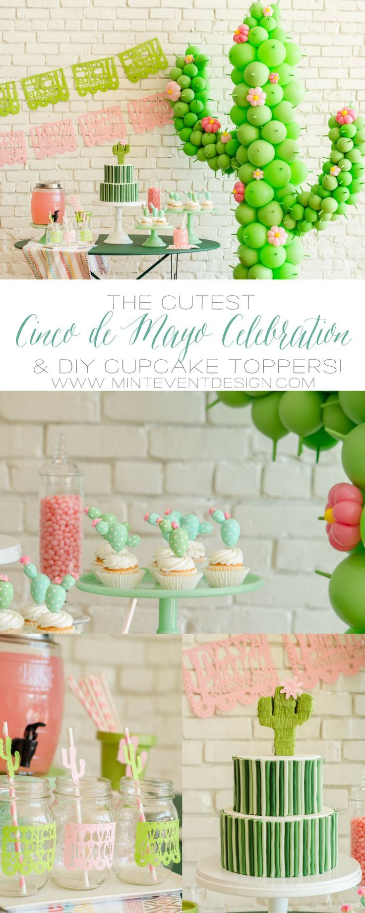 The Cutest Cinco de Mayo Celebration #decorationevent