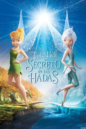 Tinker Bell El Secreto De Las Hadas Secret Of The Wings Tinkerbell Movies Fairies Movie
