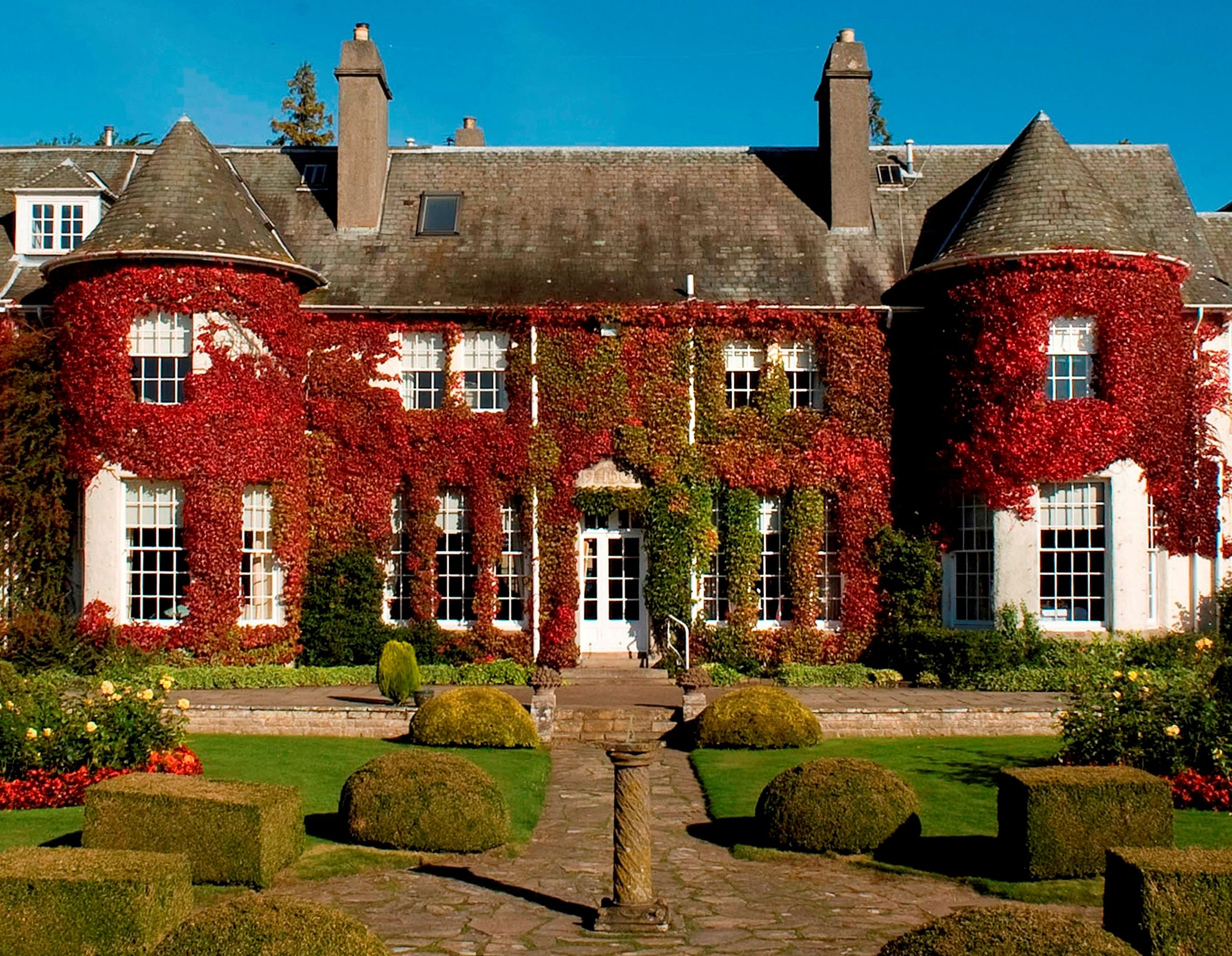 Rufflets Country House Hotel Scotland Luxury Hotels And Resorts