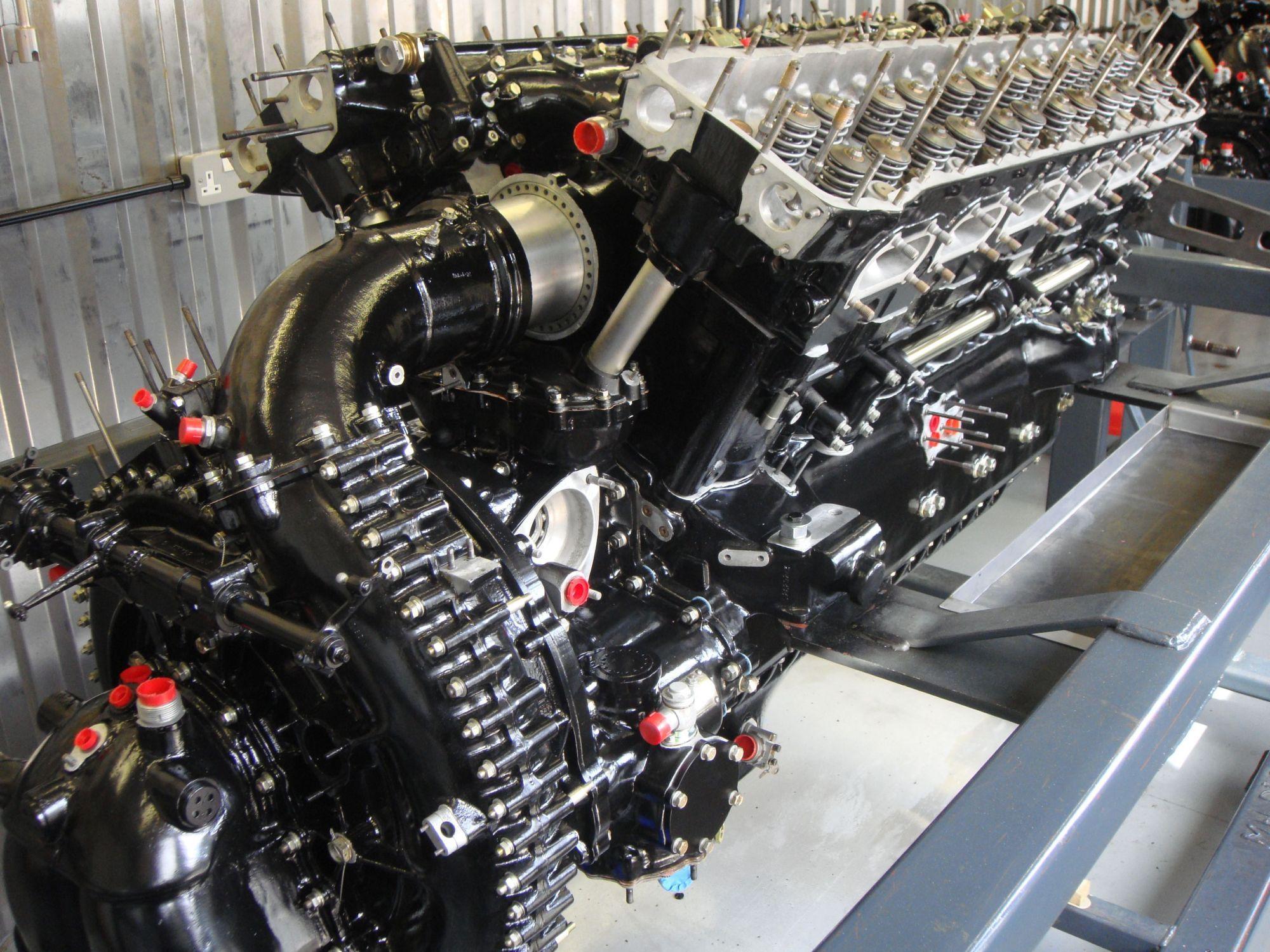 Rolls Royce Merlin 24 | engine