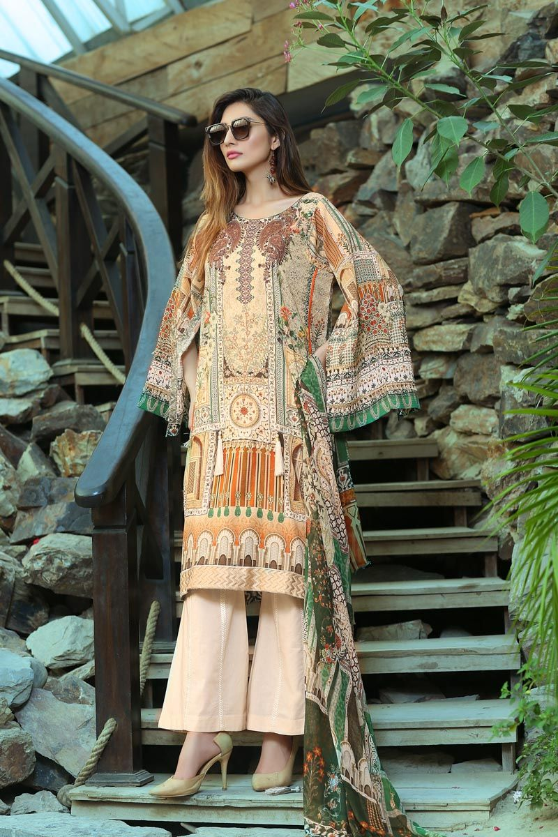 97740494d9 Buy this 3 piece lawn embroidered dress by Paras Eid Clothes in Dubai  available at a best price#springcollection #spring #readytowear #pretwear  #unstitched ...
