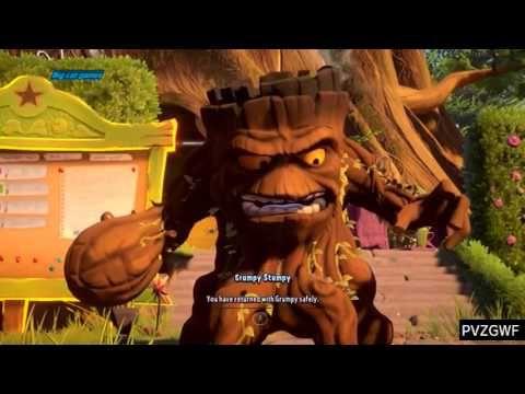 Plants Vs Zombies Garden Warfare 2 Walkthrough Part 1 Full Game