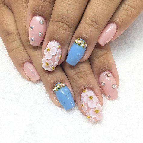 New Nail Art Designs For 2017 Re Pin Nail Exchange Pinterest