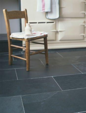 Kitchen Floor Tiles Design Ideas Rectangular Slate Tiles