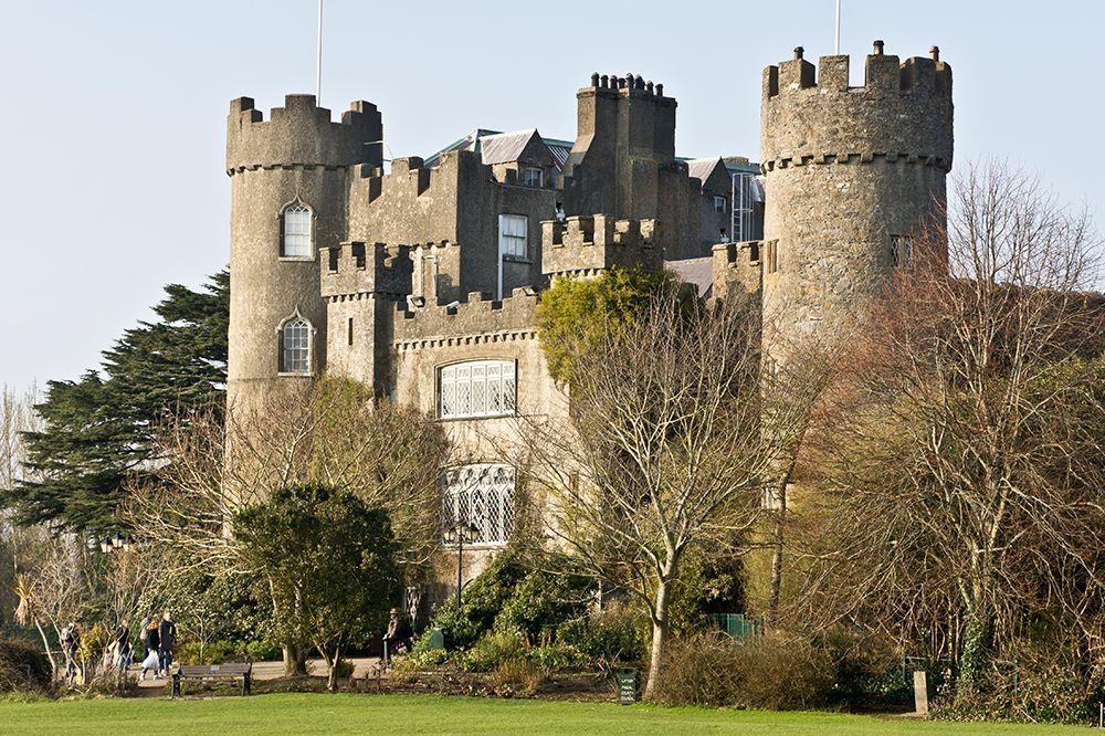 Malahide Castle, County Dublin, Ireland. A castle in - Pinterest