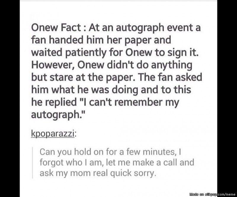 Onew.