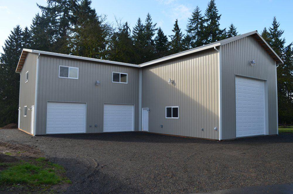 Two Story Garage Kits Plans Garage Design Garage Plans Cool Apartments