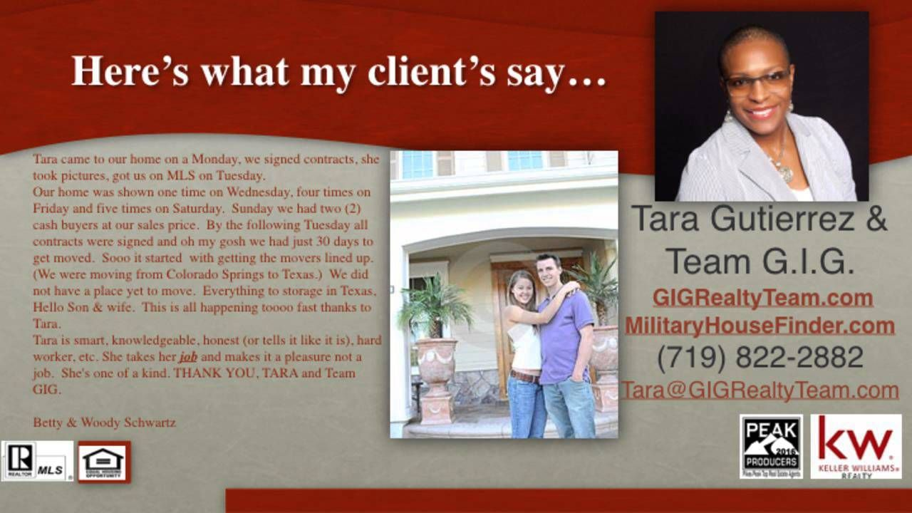 http://ift.tt/2df1lmN Most qualified real estate agent in Meridian Ranch.  Tara Gutierrez & Team G.I.G. believe that the future of Real Estate lies in technology and in service  and the future of real estate is now. We are a team of leaders who have broken new grounds in the world of Real Estate; we have been functioning with an exceptional commitment in our field with strength  credibility  quality  and innovation. Team G.I.G believes in giving the very best to our clients and know a home…