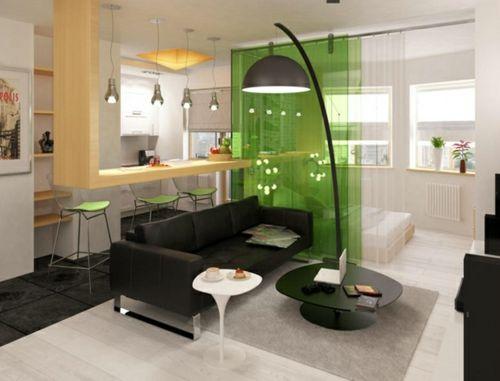 Wohnideen Apartment kleines apartment zeigt größe wohnideen einrichtungsideen