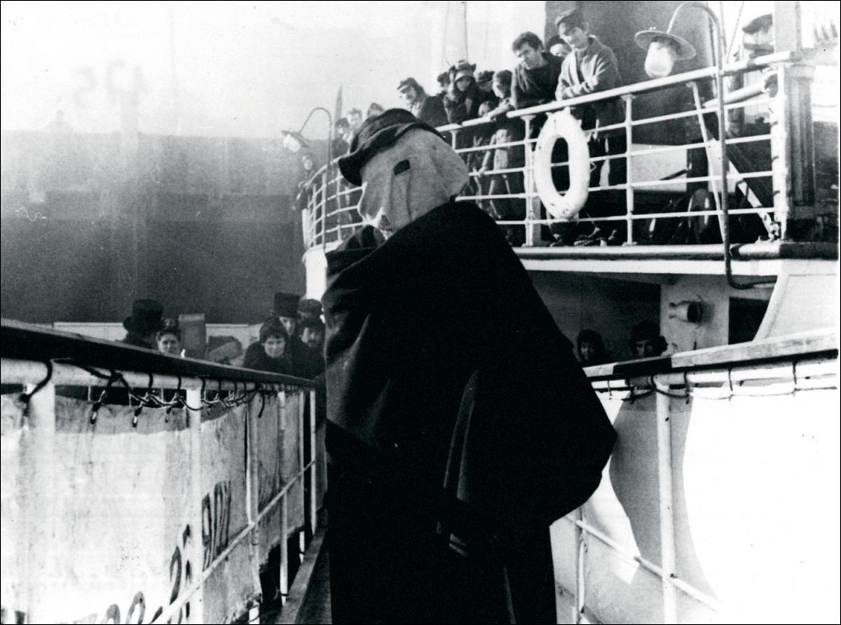 'El hombre elefante' (David Lynch, 1980).