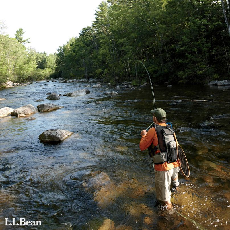 We 39 re dreaming about our favorite fishing spot llbean for Trout fishing spots near me