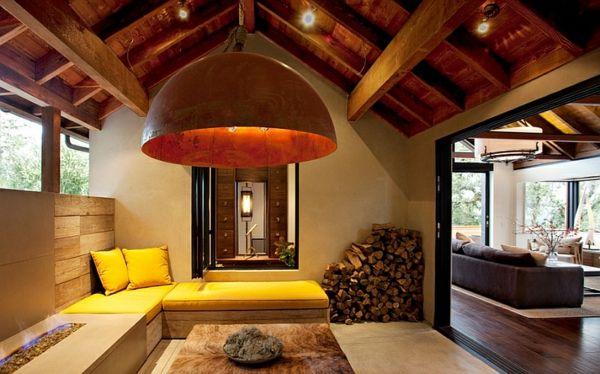 Große pendelleuchten im esszimmer moderne hängelampen rustikal wohnzimmer pendelleuchten ideen