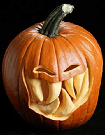 Amazing pumpkin carvings......
