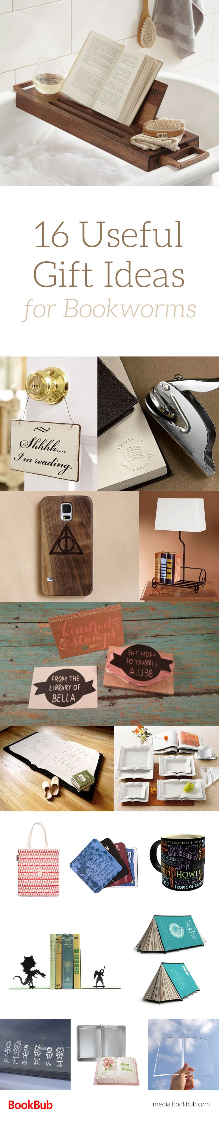 16 useful gift ideas for book lovers 16 useful gift ideas for book lovers negle Images