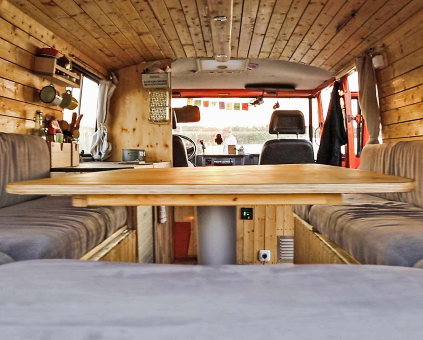 wohnmobil ausbau die 31 besten camper ausbauten camper vans motor homes pinterest. Black Bedroom Furniture Sets. Home Design Ideas