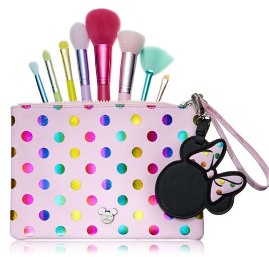 New Minnie Mouse x Spectrum Beauty Collection Disney