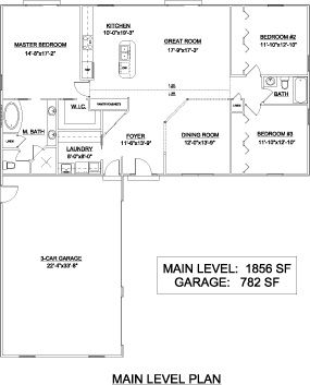 Landmark Special Select Floor Plans Landmark Home And Land Company Inc Floor Plans How To Plan House Plans