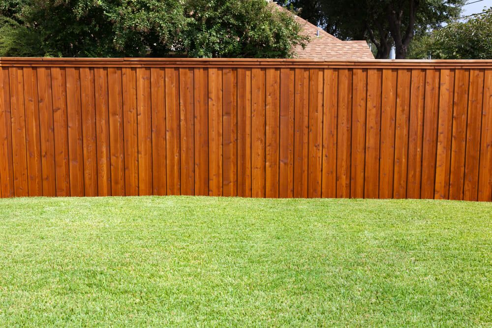75 Fence Designs Styles Patterns Tops Materials And Ideas Wood Fence Cost Wood Fence Design Backyard Fences