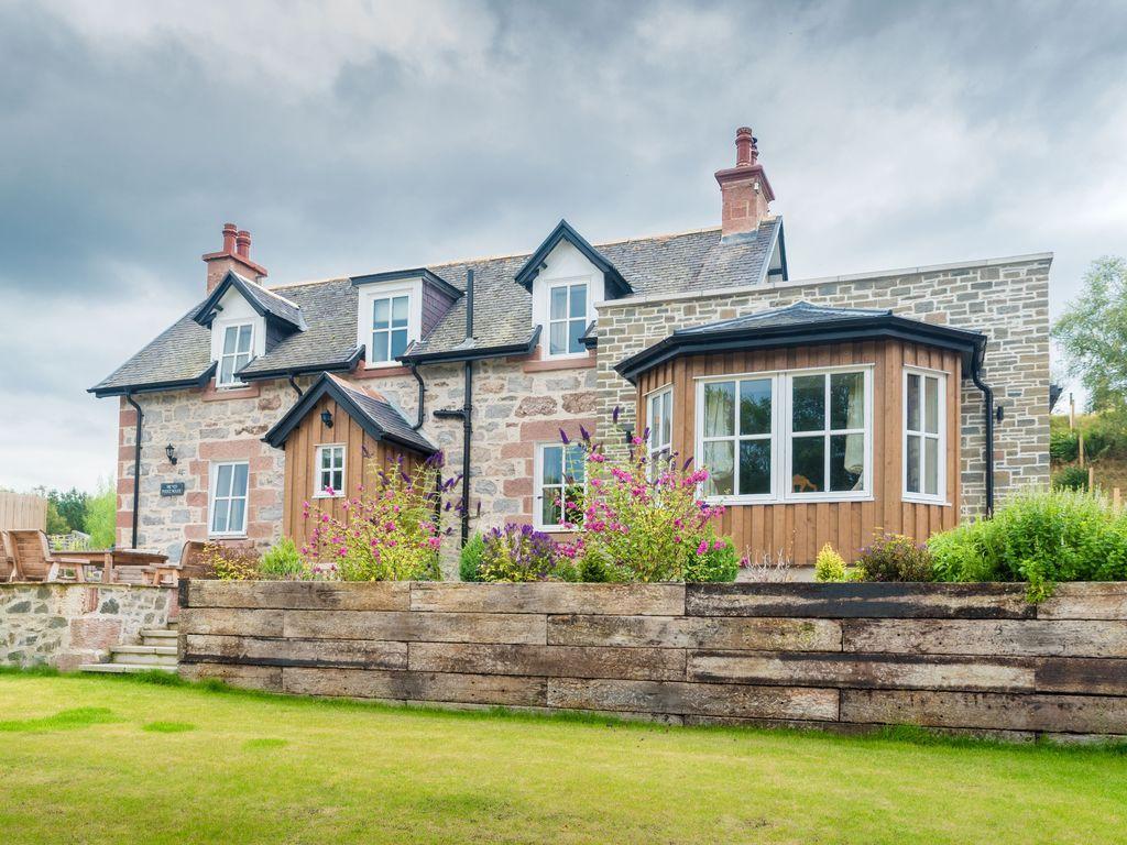 In Inverness 3 Schlafzimmer Fur Bis Zu 6 Personen Scottish Country Cottages