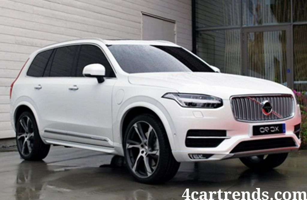 2017 Volvo Xc90 Changes Release Date Price Polestar Redesign Specs Exterior Interior Engine Cost Photos