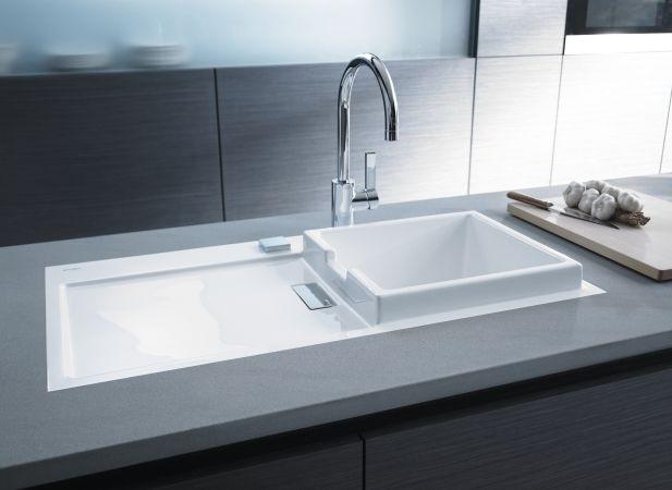 Duravit Design Series Starck K Kitchen Sink Sinks From