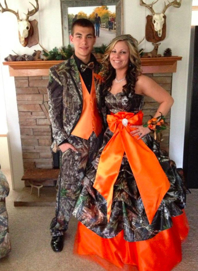 Matching dress and tuxedo for redneck prom camouflage prom dress matching dress and tuxedo for redneck prom ombrellifo Gallery