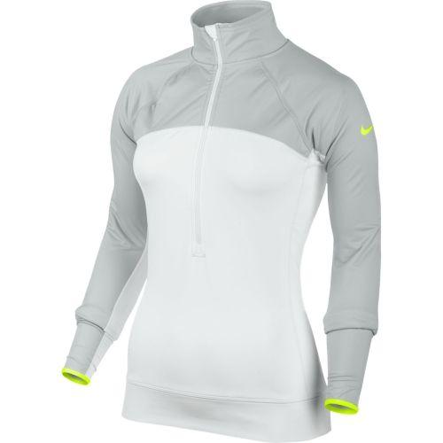Nike Women's Hyperwarm Max Shield Half Zip Shirt Dick's Sporting Goods