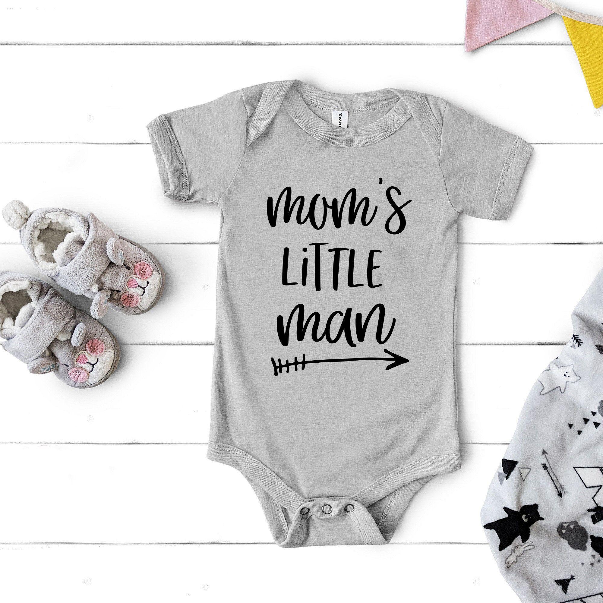 Moms Little Man Svg Baby Boy Onesie Svg Design Baby Toddler Etsy In 2021 Baby Boy Shirts Baby Boy Onsies Boy Onesie