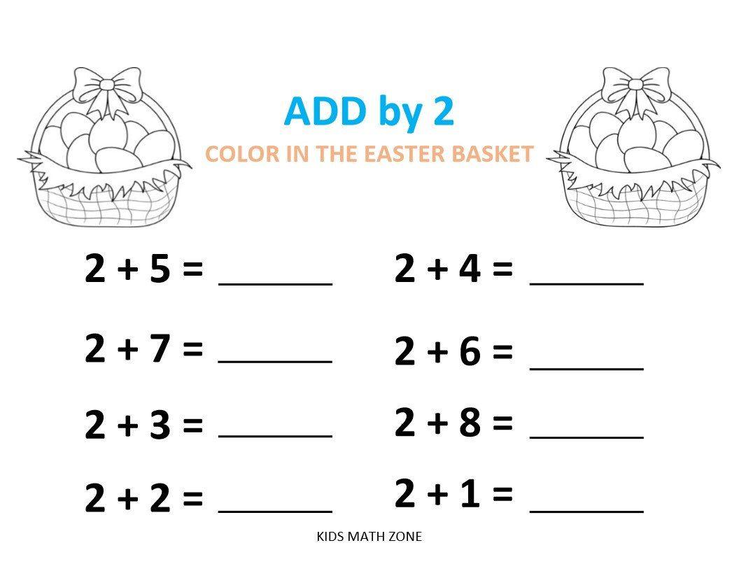 Subtraction Worksheet For Kindergarten