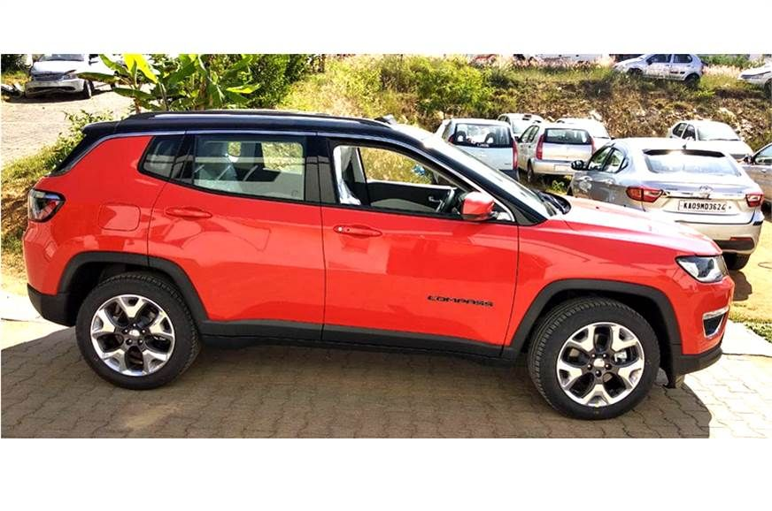 Jeep Compass Limited Plus Deliveries To Begin In Early October