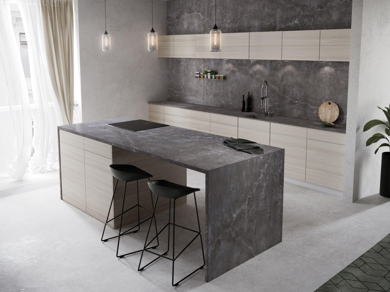 Ultracompact And Resistant Dekton Surfaces Dekton Kitchen