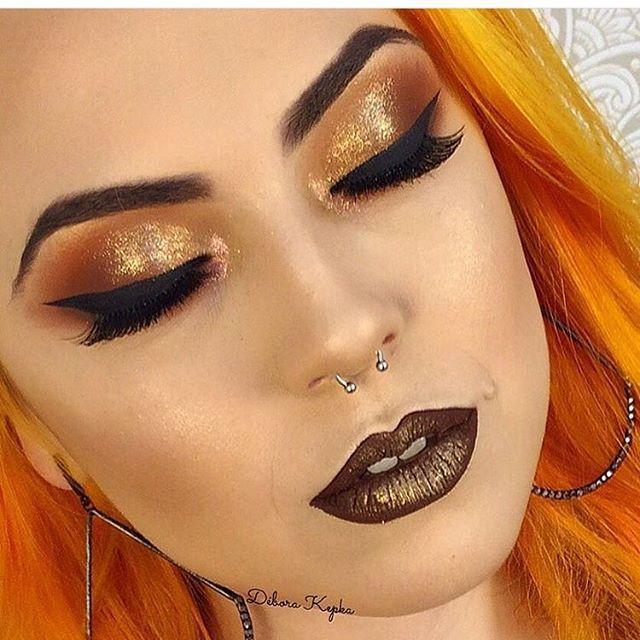 Tutorial de maquiagem e dicas de maquiagem: Tutorial de Maquiagem por Nanda Gama