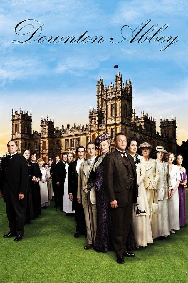 Downton Abbey Available To Stream On Playon With Netflix And