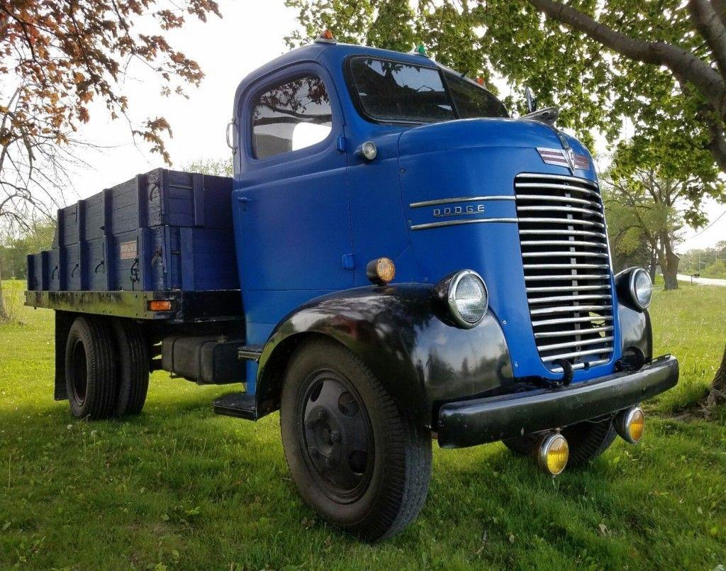Preserved Not Restored: 1941 Dodge COE | All My Favorite Old Trucks ...